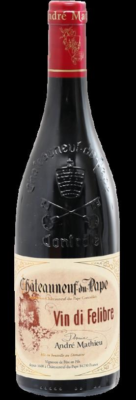 Cuvée Cuvée Vin di Felibre - 2012-Domaine André Mathieu