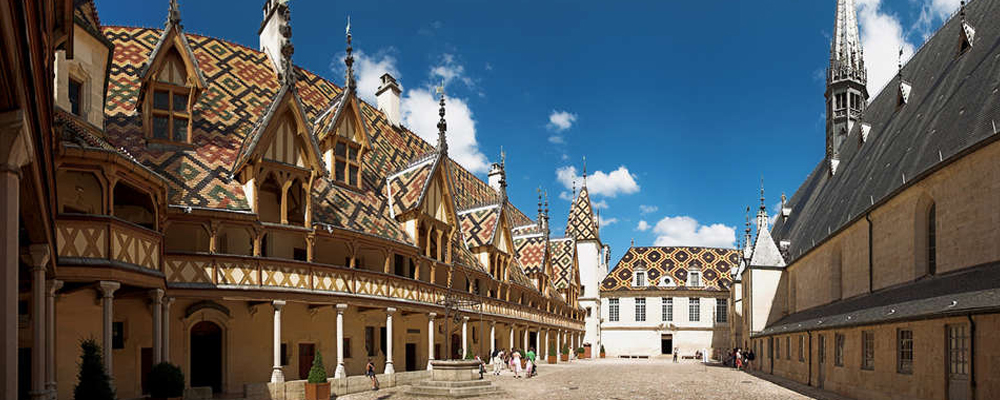 © Beaune - France Hôtel Guide