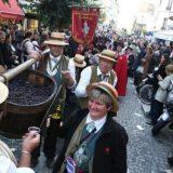 Nouvelle édition des fête des vendanges de Montmartre